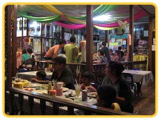 Perhentian Island. Mama's Chalet. Lets take a look at the food and beverages, or meals those we offer.